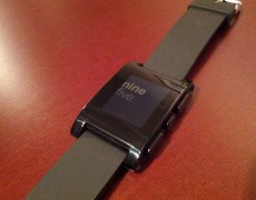 Having fun with the Pebble Smart Watch