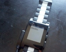 Creating a Simple App for the Pebble Smart Watch